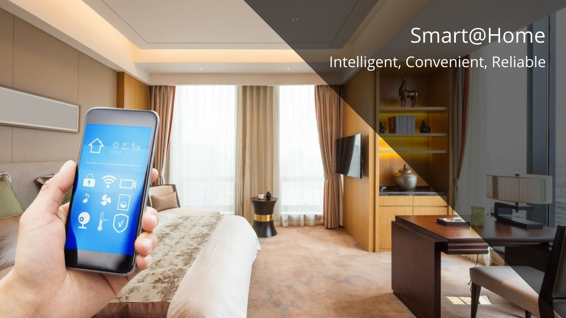 Smart Home-by SWINGTEL